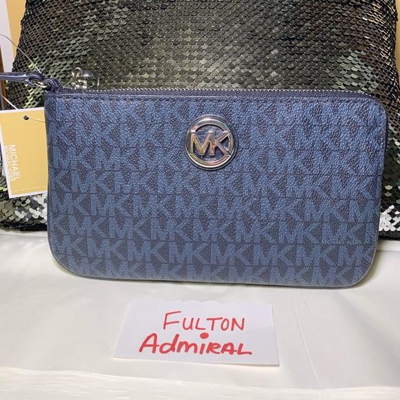78a2bff33b3f Michael Kors Bags | Fulton Large Wristlet 2 Colors Left | Poshmark